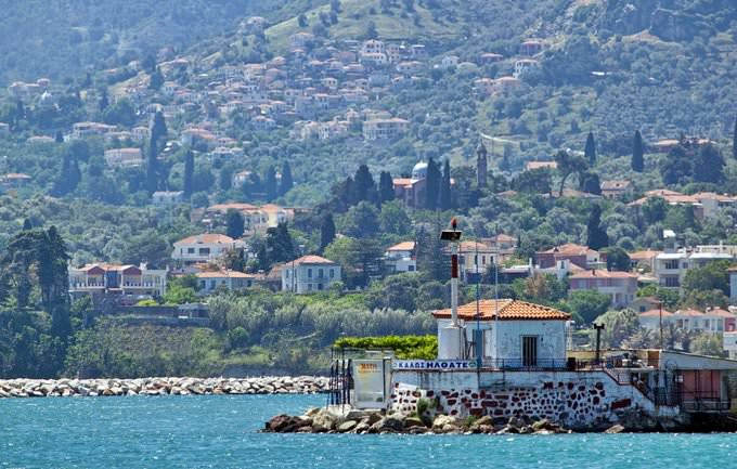 Mytilene Greece