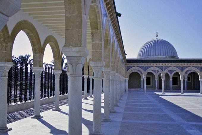 Plaza arabe