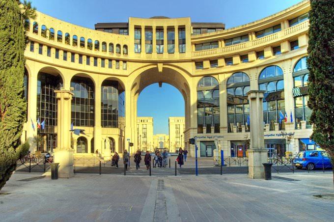 Montpellier Antigone