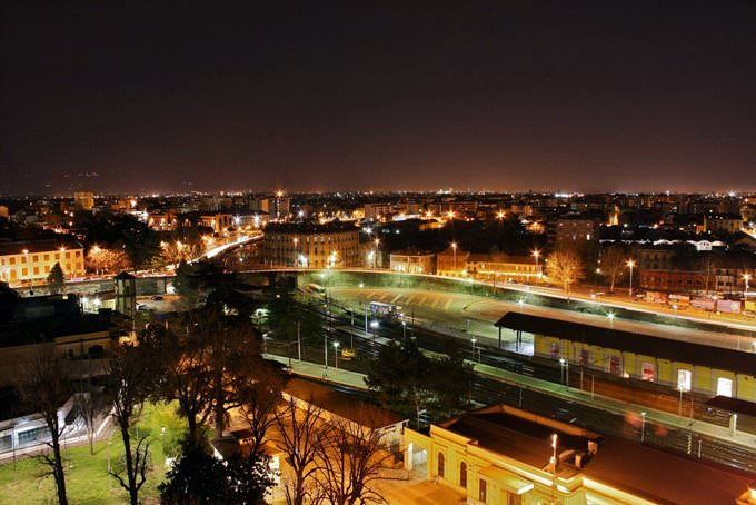 Monza by Nigth