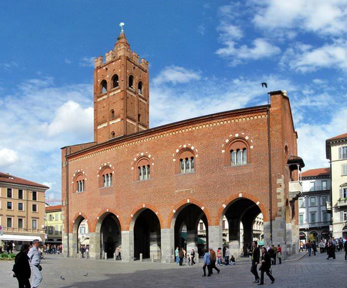 Monza – L'Arengario