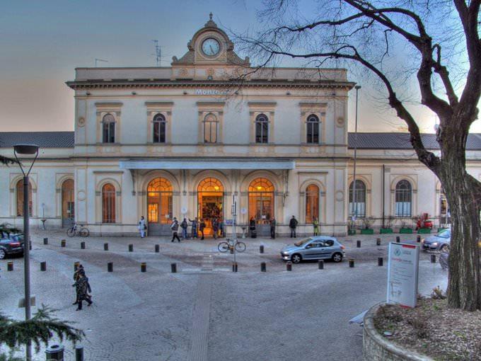 Monza Railway Station