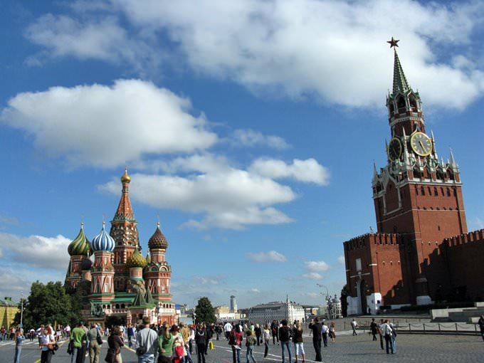 Moscow - St Basil