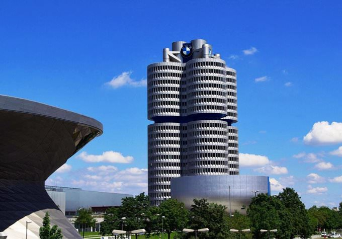 BMW building Munich