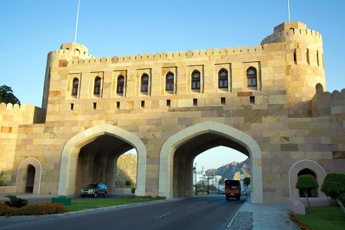 Muscat - Old Muscat