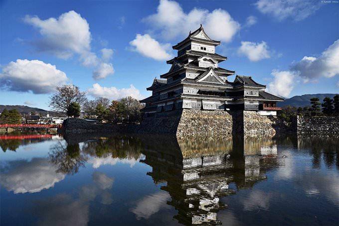 長野・松本城天守群 ∣ Matsumoto castle・Nagano [EXPLORED]