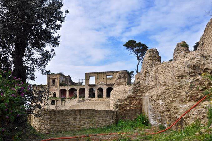 Napoli - Parco archeologico del Pausilypon