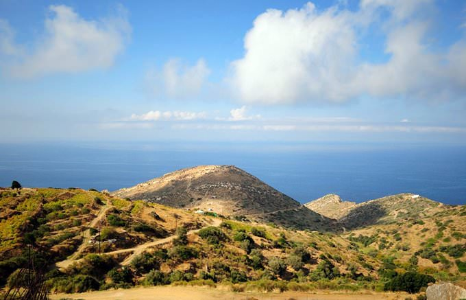 Naxos Mountainside