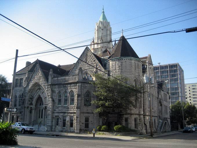 Prytania Presbyterian Baptist