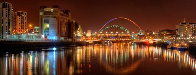 Tyne Lights