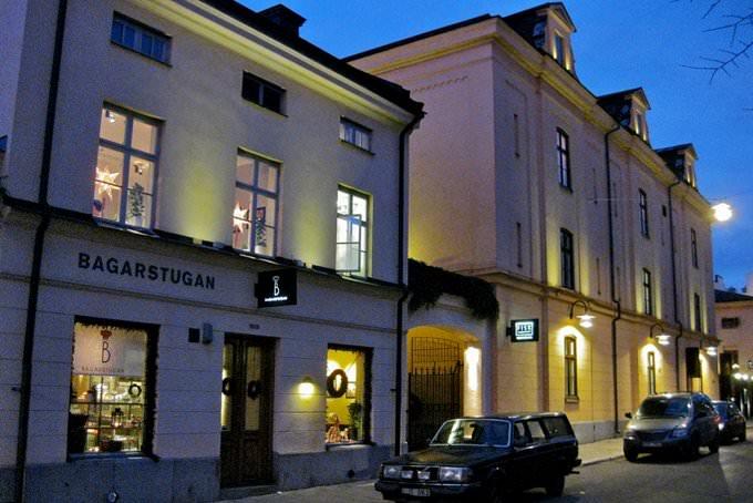 Knäppingsborg II: Facades