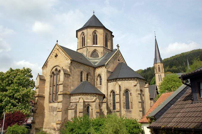 Abbey Church Offenbach