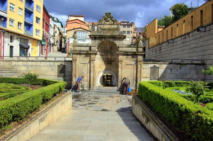 Las Burgas Ourense