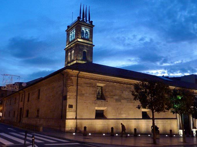 Edificio Historico de la Universidad