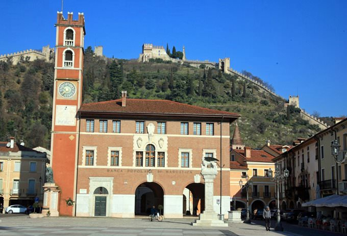 View of Marostica