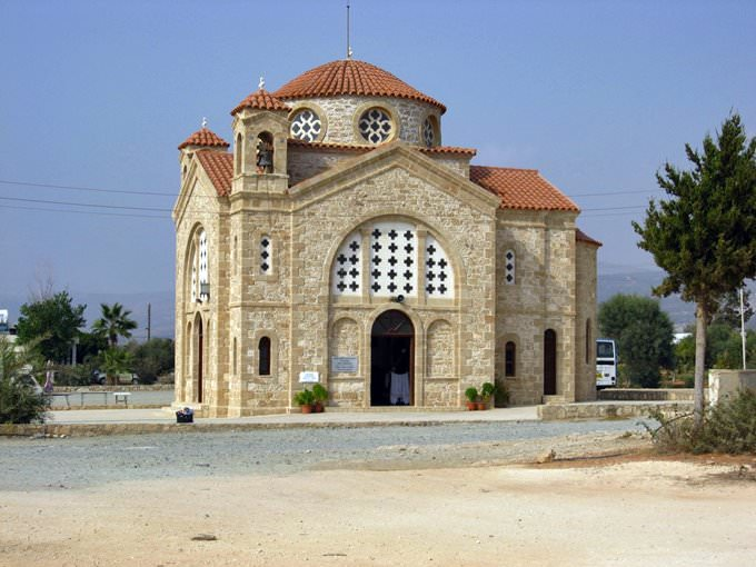 Agios Georgios Church, Agios Georgios