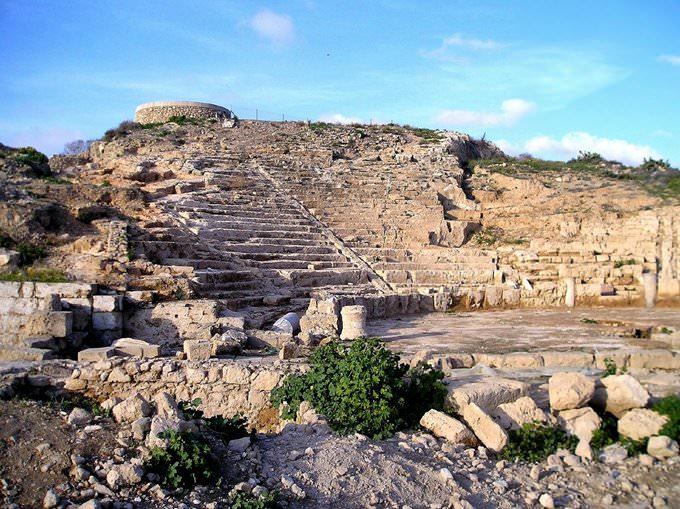 The Greek Theatre at paphos