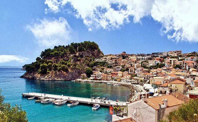 Снять апартаменты в греции на берегу