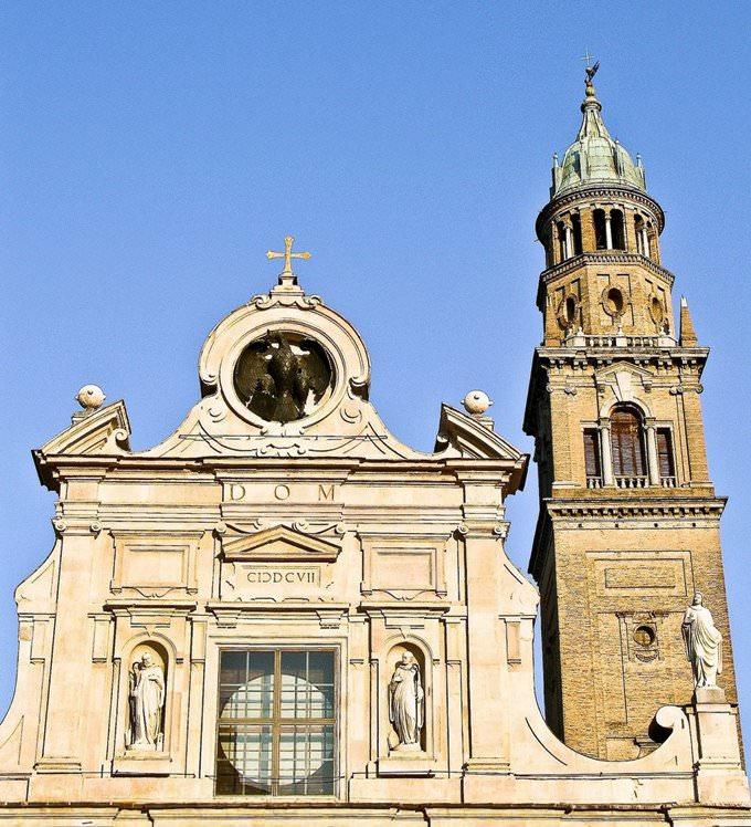 Around Parma