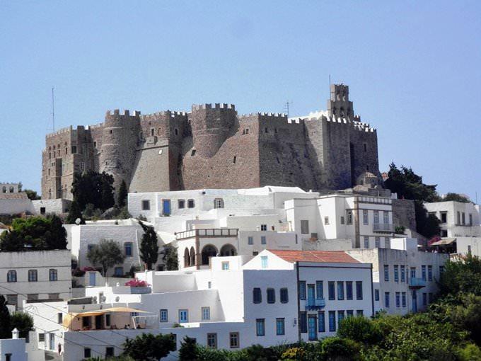 Patmos - The monastery