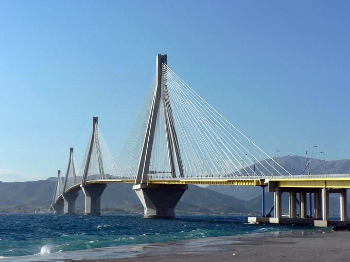 Patras bridge (Rion-Antirion)