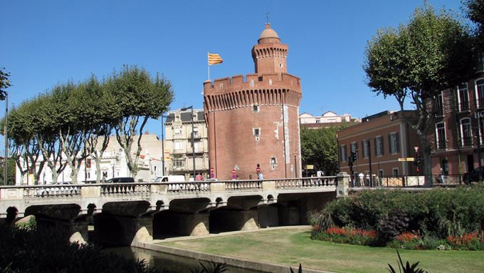 Perpignan - Castillet