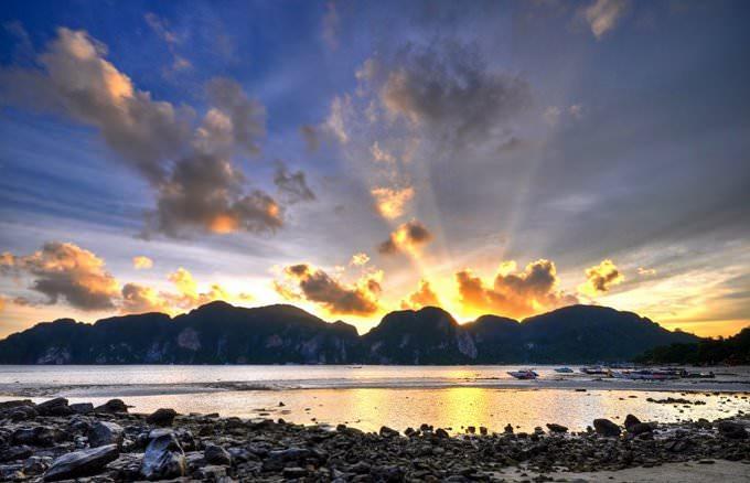 Phi Phi Sunset