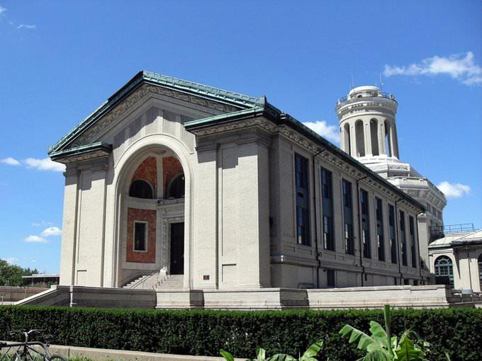 Carnegie Mellon Hamerschlag Hall
