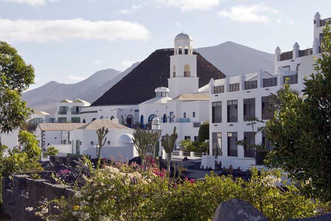 Volcan hotel, Playa Blanca, Lanzarote