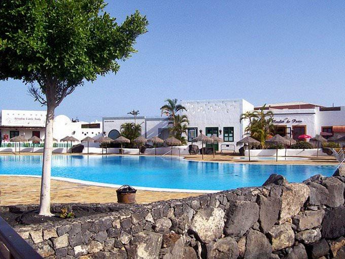 Playa Blanca - Marina Rubicon