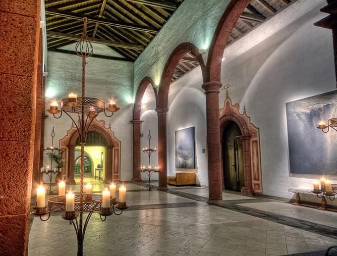 Entrada – Entrance, Lanzarote HDR