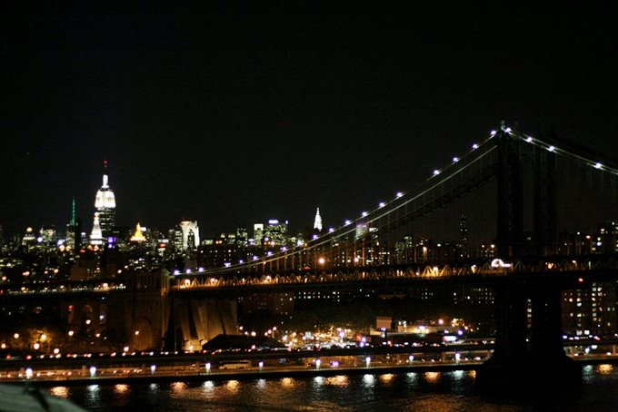 Manhattan + Manhattan Bridge