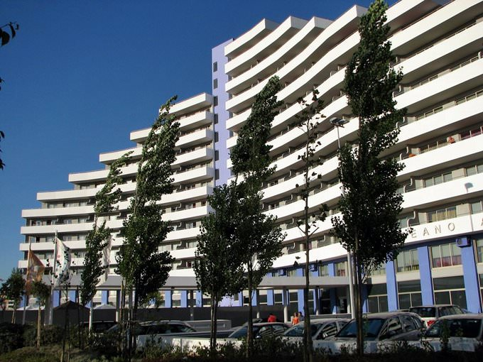 Hotel Oceano Atlantico - Portimao - The Algarve