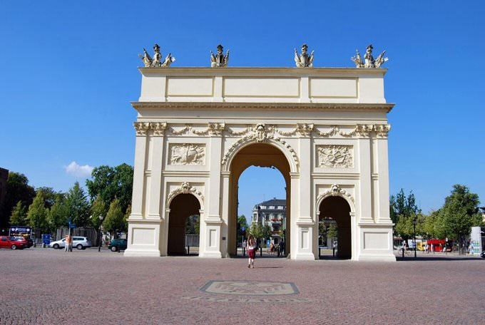 Brandenburger Tor in Potsdam