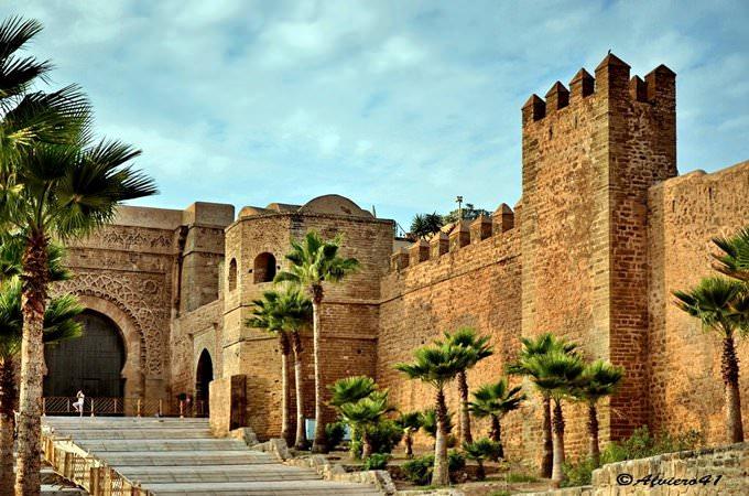 Hotel Du Centre Rabat