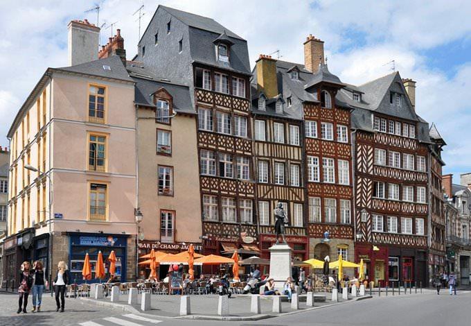 gu a tur stico de rennes todos los lugares de inter s de rennes francia. Black Bedroom Furniture Sets. Home Design Ideas