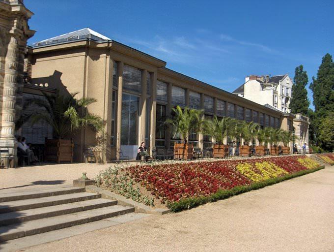 Rennes - Thabor - Orangeraie
