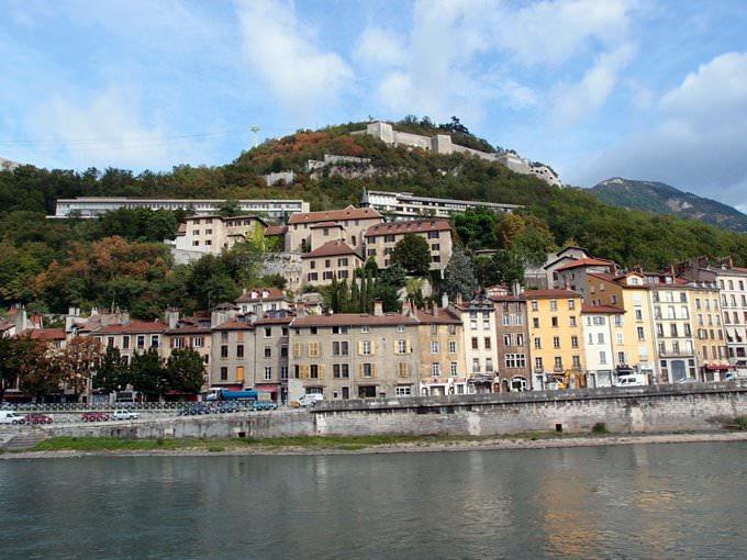 Isère @ Grenoble