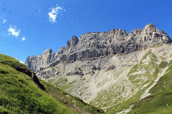 Lac Pormenaz - Rhone-Alpes