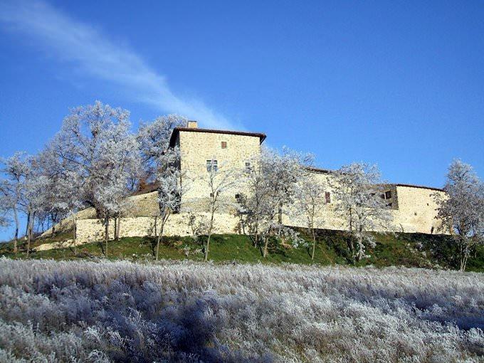Rhône-Alpes, Château le Combet, La Répara-Auriples, Drôme