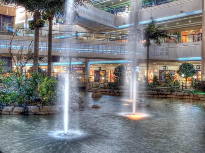 saudi shopping mall