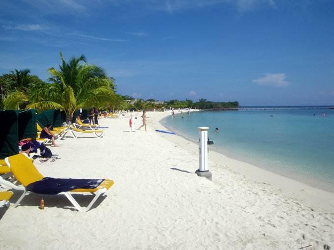 Mahagony Beach - Roatan