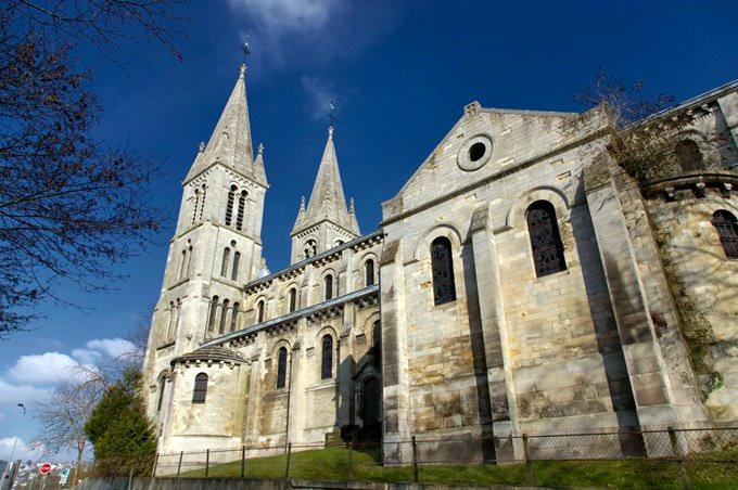 Aglise Saint-Paul