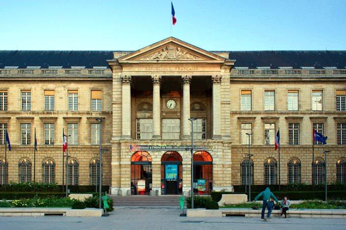 Hotel de ville de Rouen
