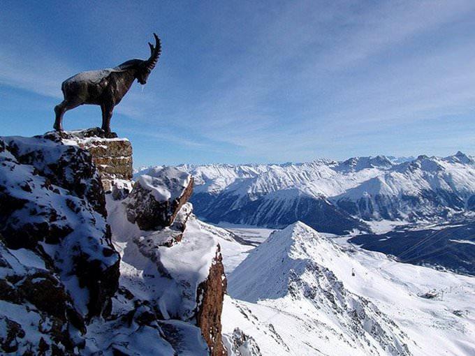 St. Moritz Vista