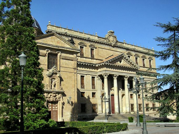 Hotels In Salamanca Spain With Parking