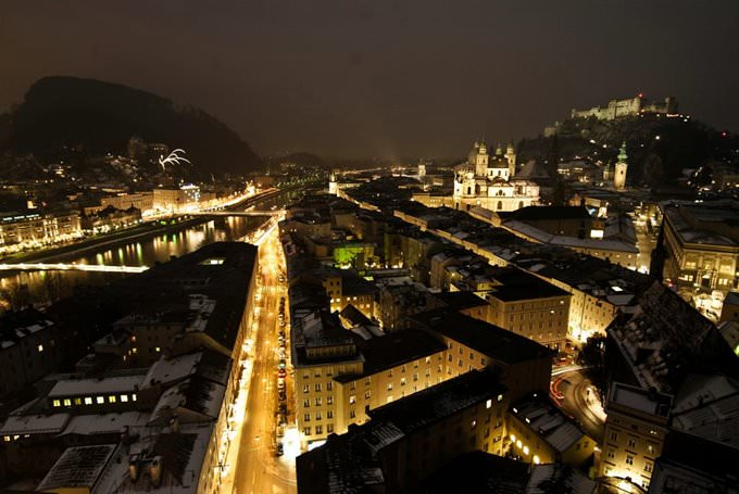 The City of Salzburg