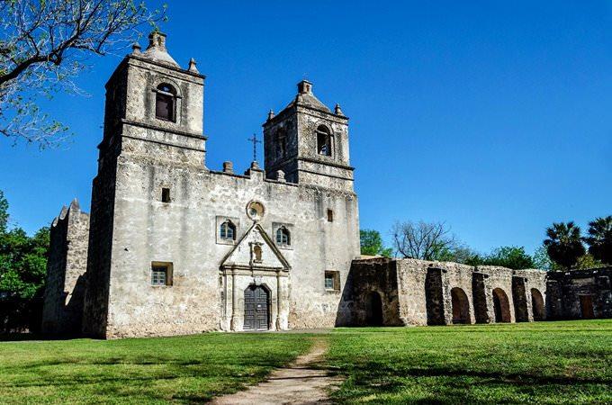 Mission Concepción - San Antonio, TX