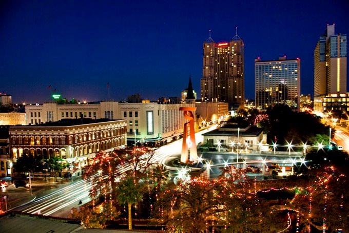 San Antonio Christmas