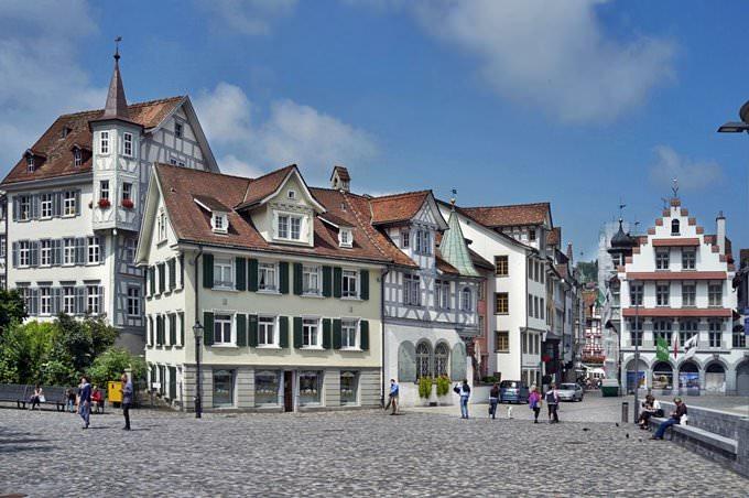 Sankt Gallen 2014